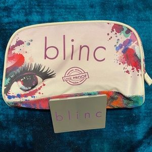 Blinc Makeup Case with Compact Mirror